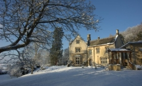 Hawkwood - a peaceful learning environment in the Cotswolds