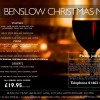 A Musical Christmas Menu at Benslow