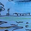 Painting & Sketching on Brownsea Island