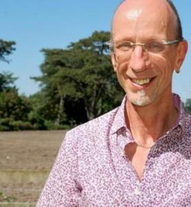 Peter Evans - director and singing teacher at De Tout Coeur Limousin