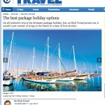 The Telegraph 11 Jan 2013:  The Best Package Holiday Options by Nick Trend