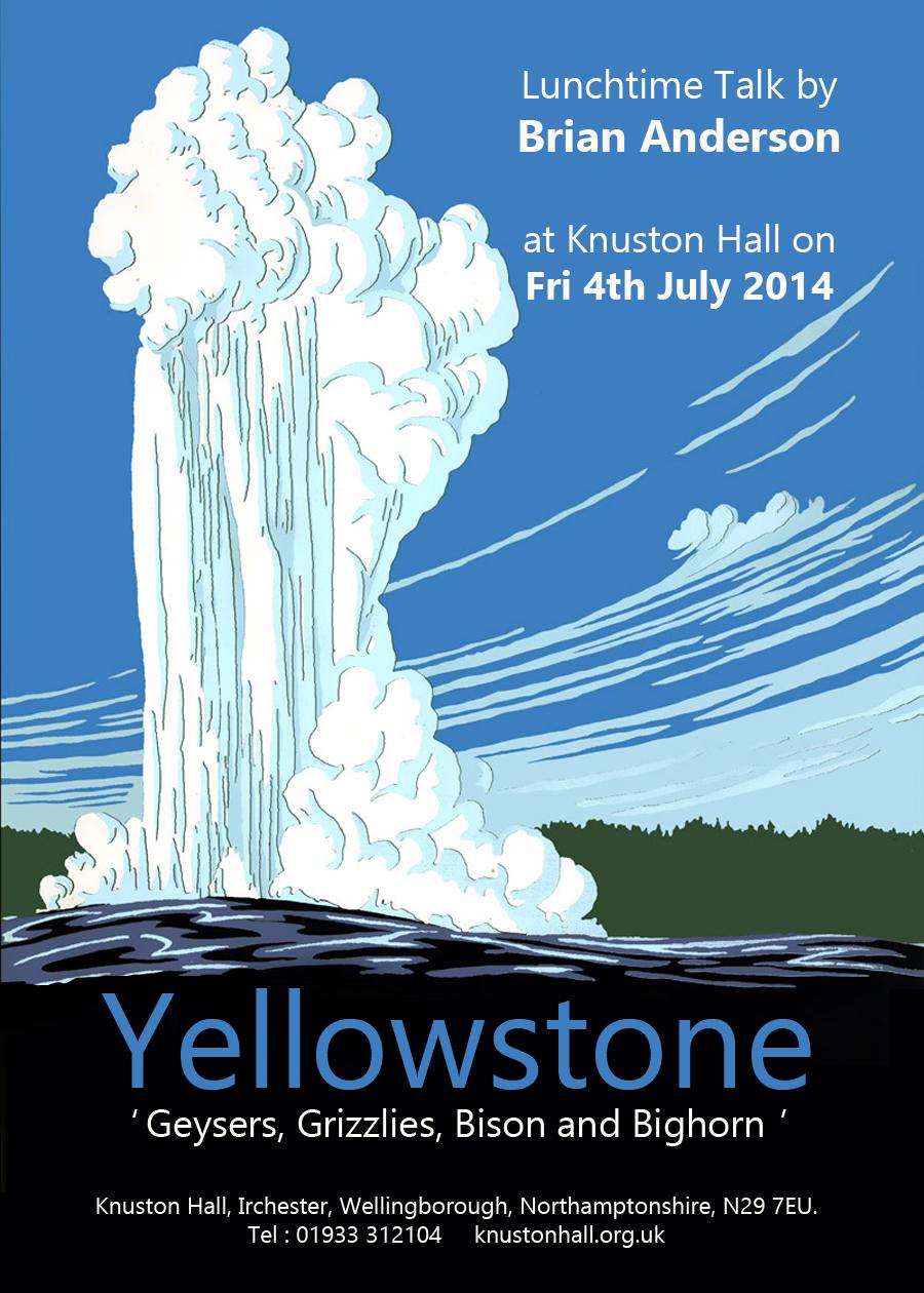 Yellowstone Knuston Flyer