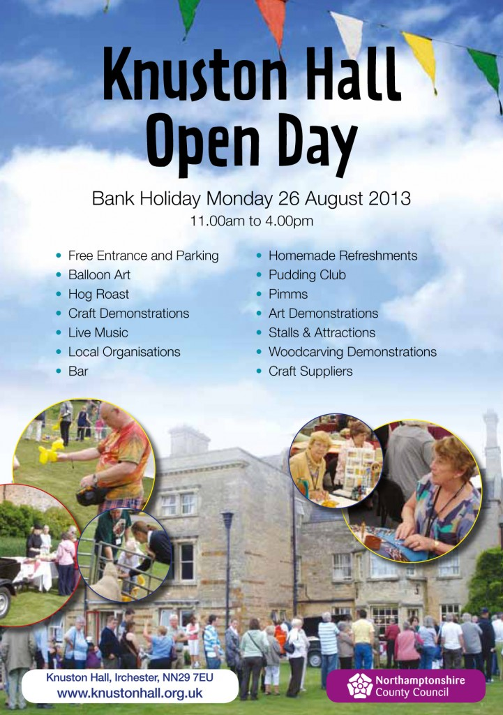 Knuston Hall Open Day 2013