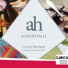 Closure of Alston Hall
