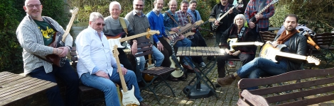 Guitar players – have fun and get inspired!