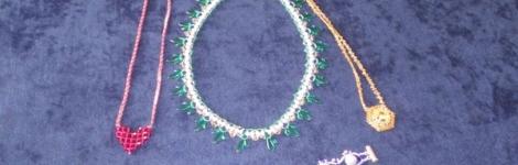 Bead Needle Weaving