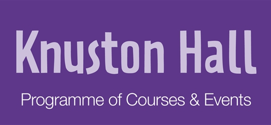 Day Courses in November at Knuston Hall