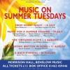 Music on Summer Tuesdays at Benslow Music
